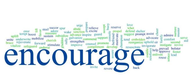 encourage-synonyms