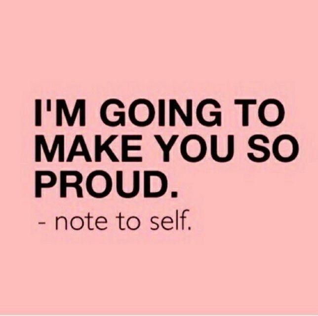 self proud