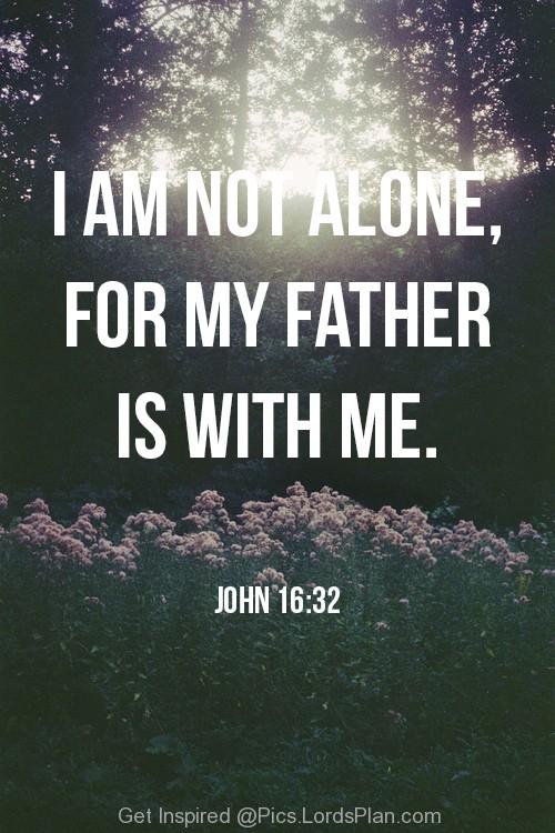 John 16-32