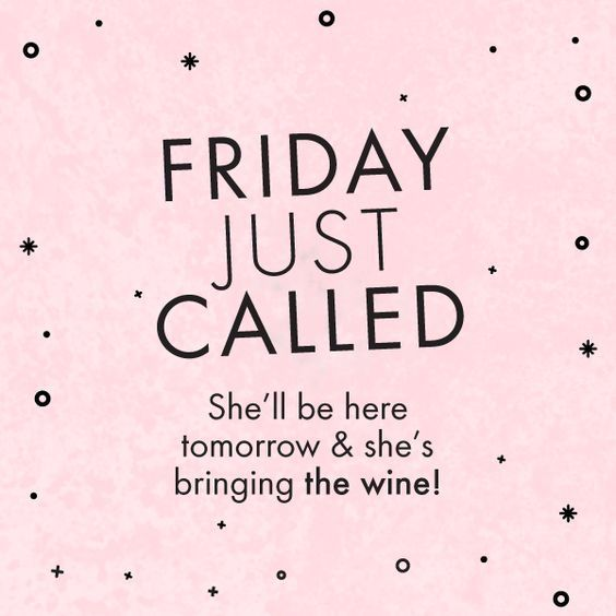 Friday called