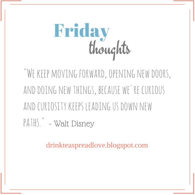 friday #5 walt